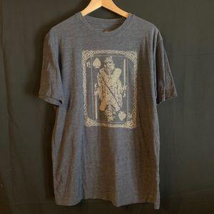 Bruce Springsteen Wrecking Ball Tour 2012 T-Shirt